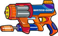Water gun Royalty Free Stock Image