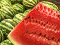 Water melon Royalty Free Stock Photo