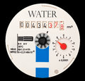 Water meter Royalty Free Stock Photo