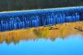 Water nature scene Royalty Free Stock Photo