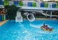 Water Park Benidorm, Spain