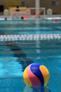 Water polo Royalty Free Stock Images