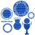 Water Polo Royalty Free Stock Photos