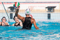 Water polo action game