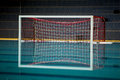 Water polo goal Royalty Free Stock Images