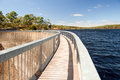 Water reservoir adelaide hills south australia Royalty Free Stock Photography
