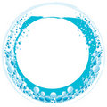 Water ring.eps Stock Images