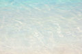 Water ripple background, Tropical clear beach. Vacation Royalty Free Stock Photo