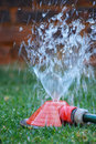 Water sprinkler Royalty Free Stock Photos