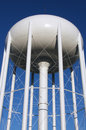 Water Storage Tower Royalty Free Stock Photos