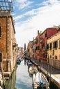 Water street in Venice