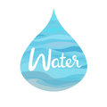 Water Symbol Of The Four Eleme...