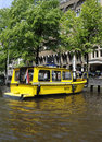 Water taxi Royalty Free Stock Photo