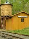 https---www.dreamstime.com-stock-photo-water-tower-train-near-tracks-fort-worth-stockyards-image49562530