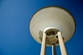 Water tower in lanskorna sweden the scania Stock Photography