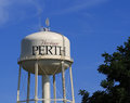 Water Tower of Perth Royalty Free Stock Photos