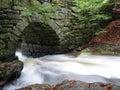 Water under the bridge Royalty Free Stock Photo
