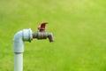Water Usage Royalty Free Stock Photo