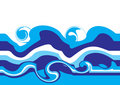 Water waves Stock Photo