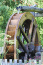 Water Wheel Royalty Free Stock Photo