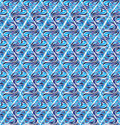 Water whirl seamless pattern. Royalty Free Stock Photography