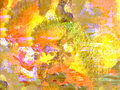 Watercolor abstract nice image of an original painting on canvas Stock Photo