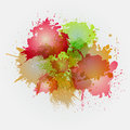 Watercolor backgrounds for design