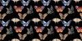 Watercolor Butterfly Tender In...