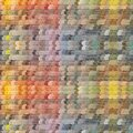Watercolor rainbow palette with colored rectangles. Multicolored abstract background.