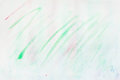 Watercolor stains, strokes of green shades. Abstract watercolor background. Delicate shades of tender spring colors Royalty Free Stock Photo