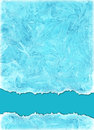 Watercolors background in sea blue colors for advertising something Stock Photography