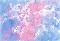 Watercolour painting background, cute bright illustration for sc