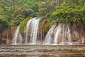 Waterfall in Asia Thailand Stock Photos