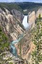 Waterfall Canyon Royalty Free Stock Photos