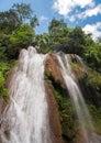 Waterfall Cuba Royalty Free Stock Photo