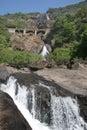Waterfall Dudhsagar Royalty Free Stock Photo