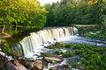Waterfall in Estonia Royalty Free Stock Photo