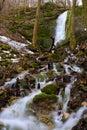 Vodopád, Hlboča, Slovensko