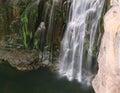 Waterfall known as Salt de Sallent