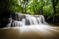 Waterfall The Milky Mae Royalty Free Stock Photo