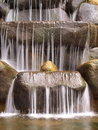Waterfall in Motion Royalty Free Stock Photo