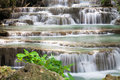 Waterfall in National Park Stock Photos
