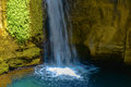 Waterfall in Sapadere Canyon