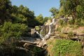 Waterfall in the south of thailand Royalty Free Stock Photos