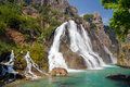 Waterfall, Turkey Royalty Free Stock Images
