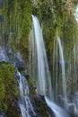 Waterfall Wall Royalty Free Stock Photo