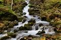 Waterfall zadielska dolina vychodne slovensko SLOVAKIA