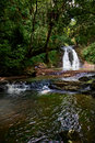Waterfalls in Gramado Royalty Free Stock Photos