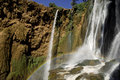 Waterfalls in Morocco Royalty Free Stock Images