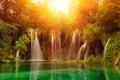 Vodopády v